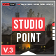 STUDIO POINT - Parallax Responsive Retina Ready