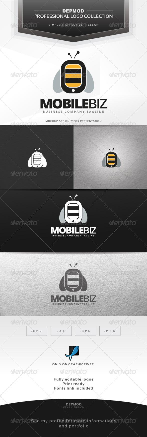 Mobile Biz Logo