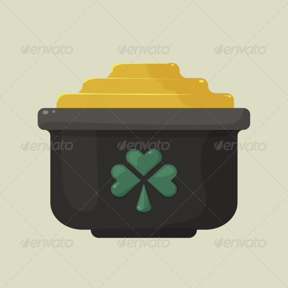 GraphicRiver Pot of Gold 6965073