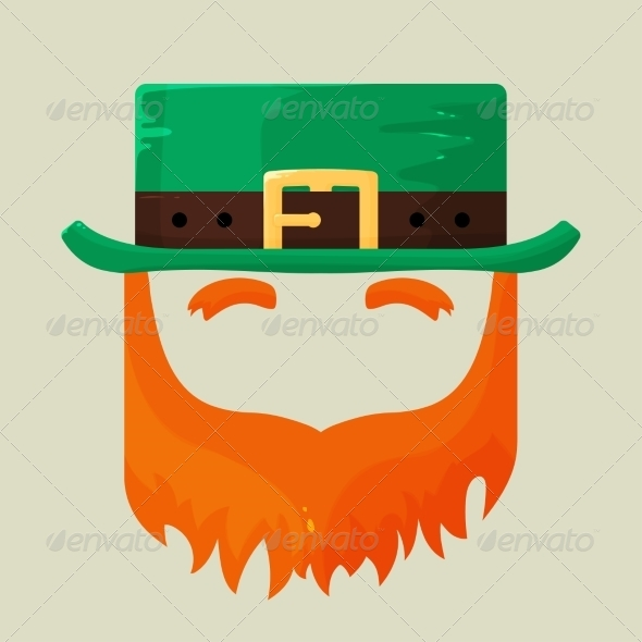 GraphicRiver Irish St Patricks Day Leprechaun 6965076
