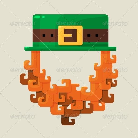 GraphicRiver Irish St Patricks Day Leprechaun 6965078