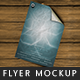 Photorealistic Flyer / Poster Mock-up-V:01
