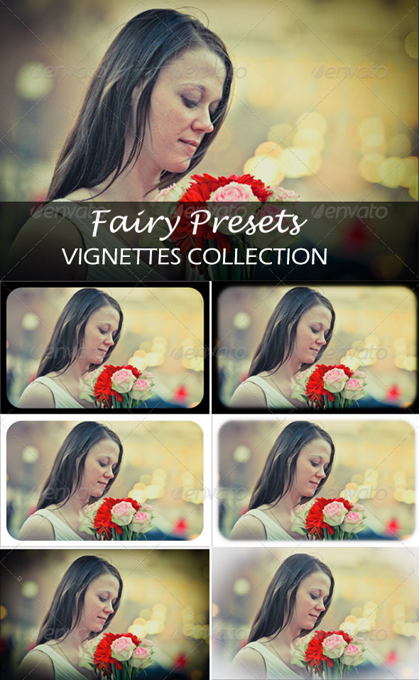 GraphicRiver LR Vignettes Collection 6965736