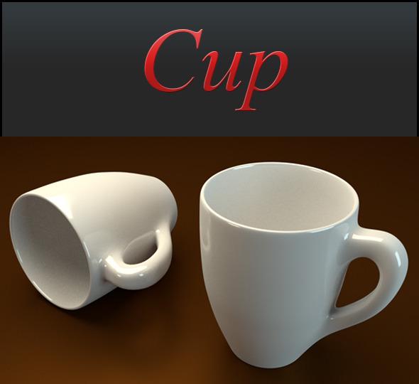 3DOcean Cup 6966093
