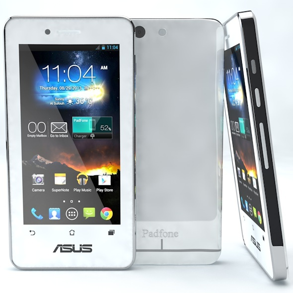 Asus Padfone Infinity 2 - 3DOcean Item for Sale