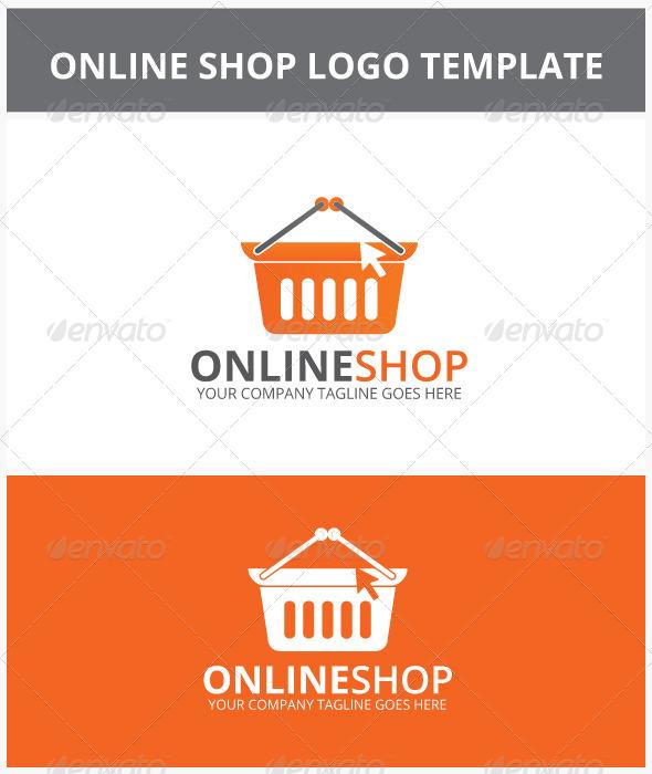GraphicRiver Online Shop Logo 6966132