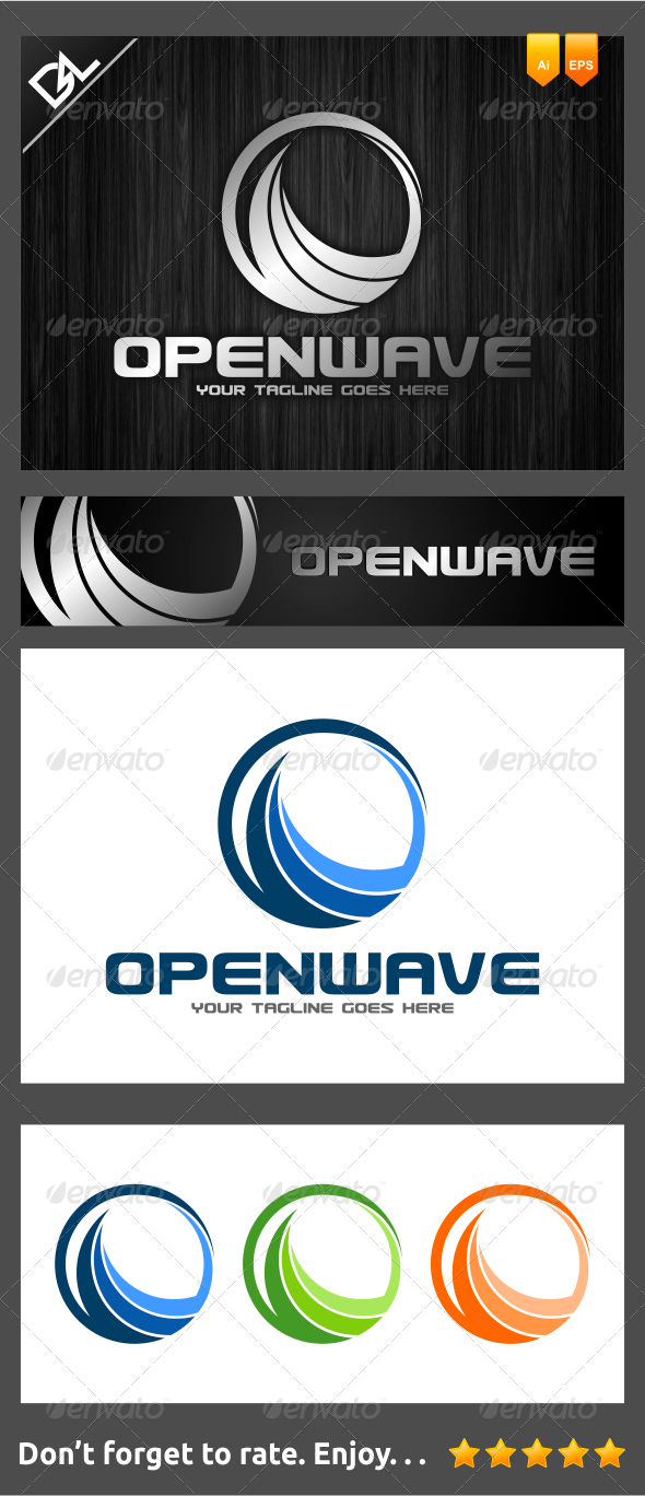 GraphicRiver Openwave 6967444