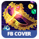 Masquerade Party | Facebook Cover - GraphicRiver Item for Sale