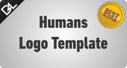 Best Human logo template
