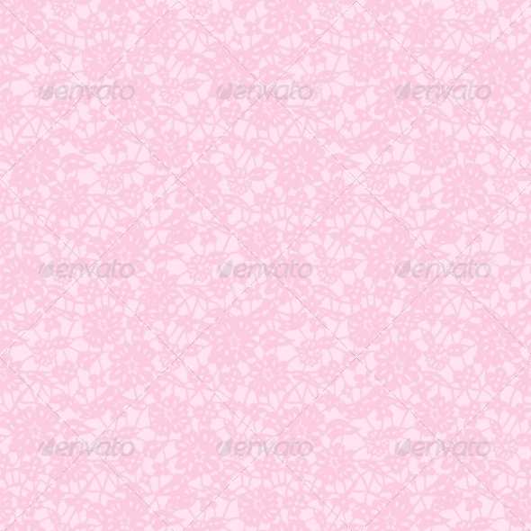GraphicRiver Pink Lace 6968239