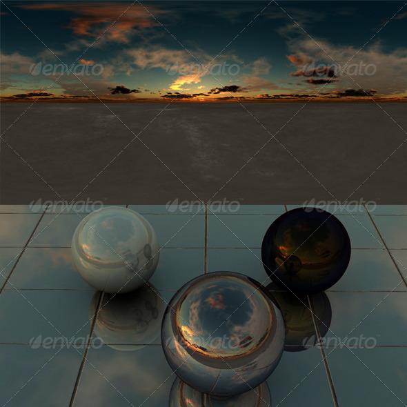 3DOcean Desert 94 6968665