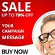 Sales Website Banner Ads - GraphicRiver Item for Sale