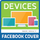 Devices Facebook Timline Cover - GraphicRiver Item for Sale