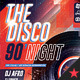 The Disco Night Poster/Flyer - GraphicRiver Item for Sale