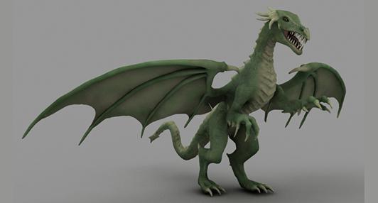 3D Models - Creatures