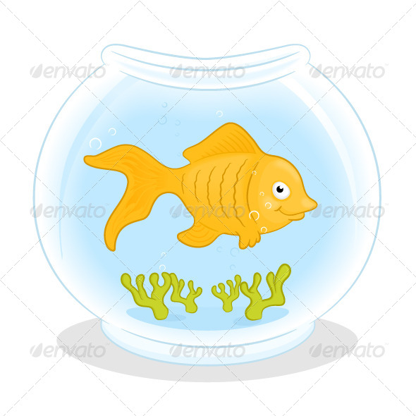 GraphicRiver Gold Fish 6971317