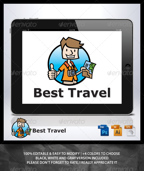 GraphicRiver Best Travel 6971333