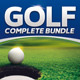 Golf Event Complete Bundle - GraphicRiver Item for Sale