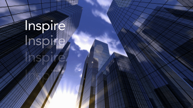 Inspire! (Business & Corporate items)