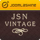 JSN Vintage - Responsive Creative Joomla Template - ThemeForest Item for Sale