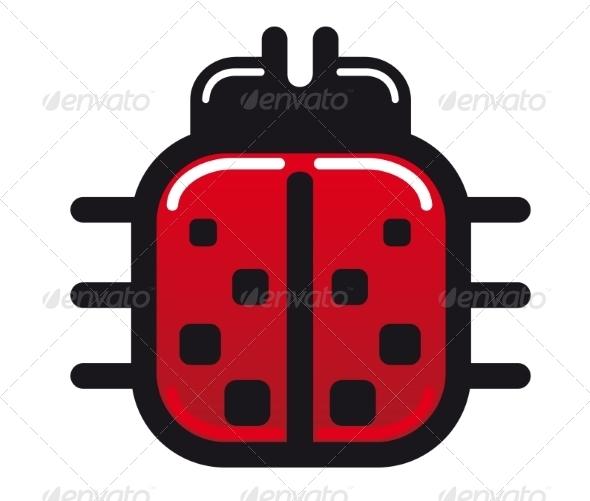 GraphicRiver Ladybug 6972861