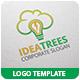 Idea Tree Logo Template - GraphicRiver Item for Sale