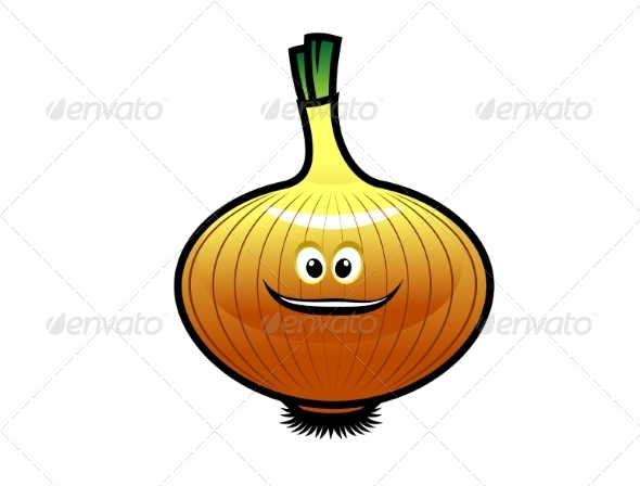 GraphicRiver Cartoon Onion 6973375