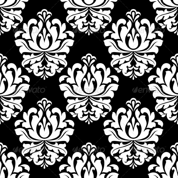 GraphicRiver Floral Pattern 6973379