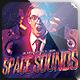 Space Sounds CD/Mixtape Album Cover - GraphicRiver Item for Sale