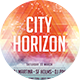 City Horizon Flyer - GraphicRiver Item for Sale