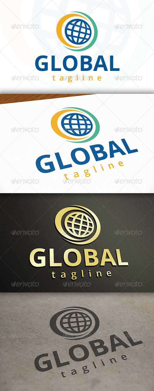 GraphicRiver World Logo 6974448