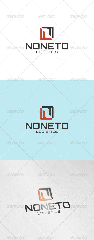 GraphicRiver Noneto Logo 6974523