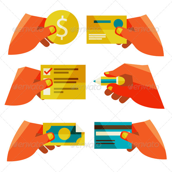 GraphicRiver Clients Purchasing Work 6975377