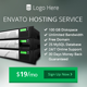 Server Hosting Banner ad Design - GraphicRiver Item for Sale