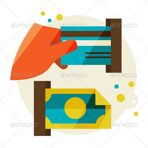 GraphicRiver Receipt Of Money 6975932