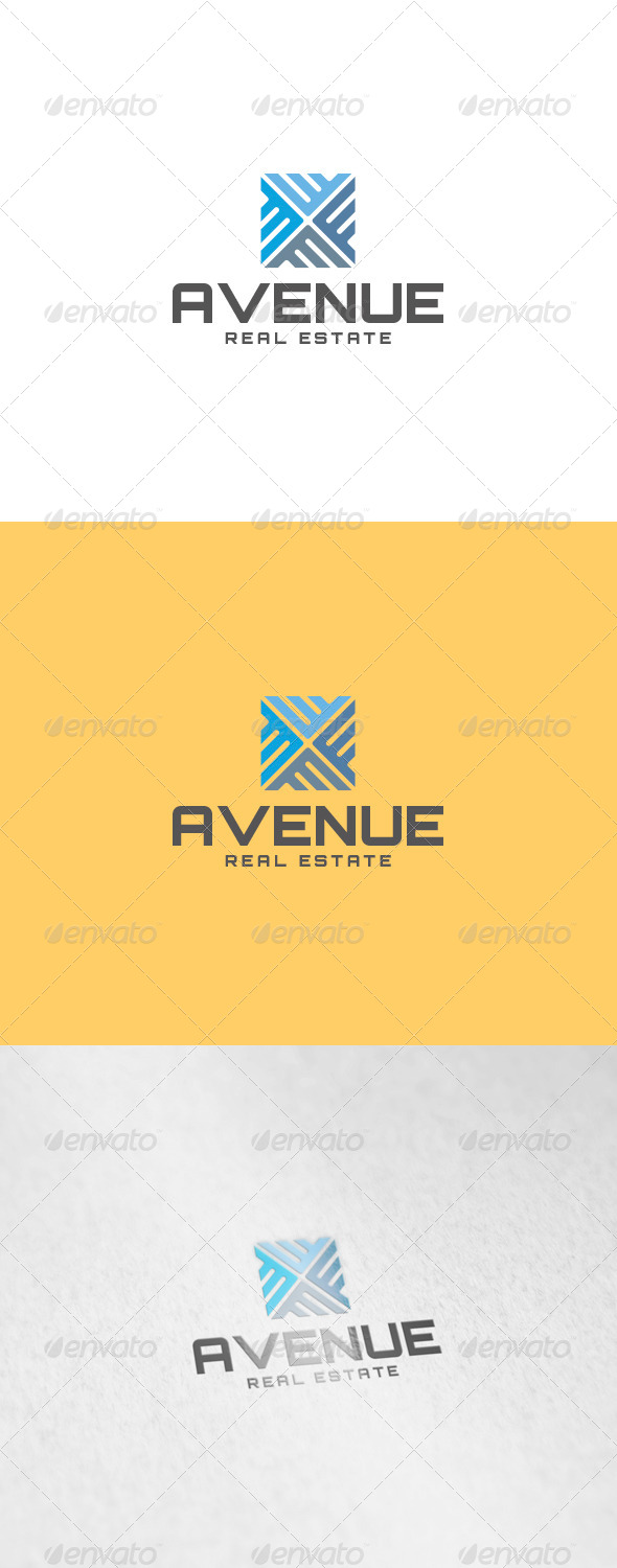 GraphicRiver Avenue Logo 6976157