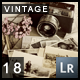 18 Premium Vintage Lightroom Presets - GraphicRiver Item for Sale