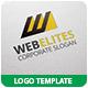 Webelites Letter W Logo Template - GraphicRiver Item for Sale