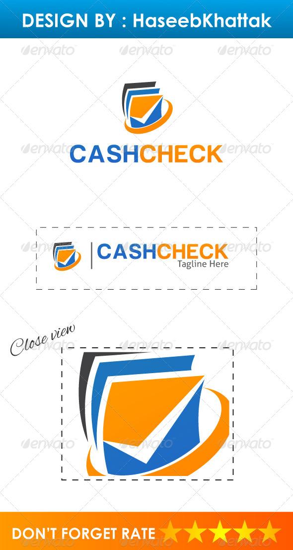 GraphicRiver Cash Check 6976756