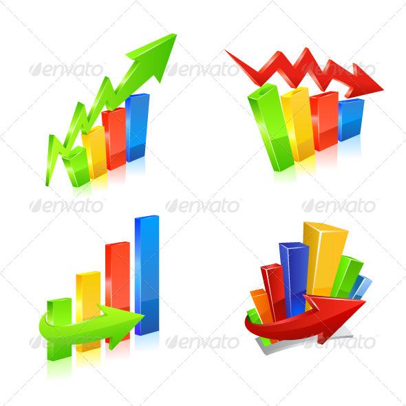 GraphicRiver Stats Set 6976764