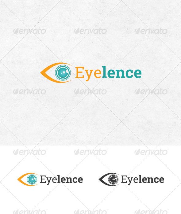 GraphicRiver Eye Lence Logo 6977001