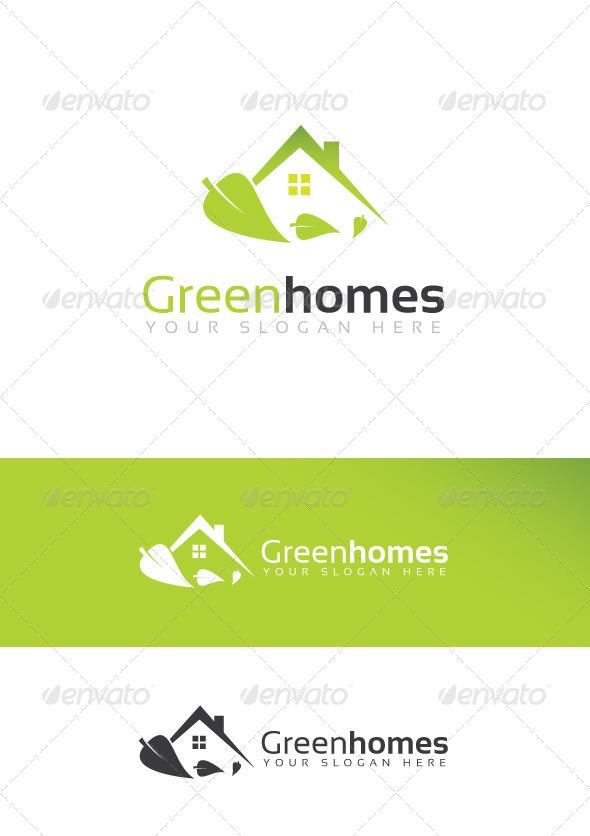 Green Homes Logo
