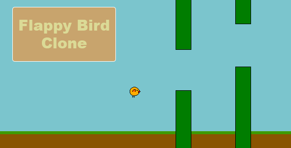CodeCanyon Flappy Bird Clone 6949628