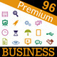 Business Icons Pack - GraphicRiver Item for Sale