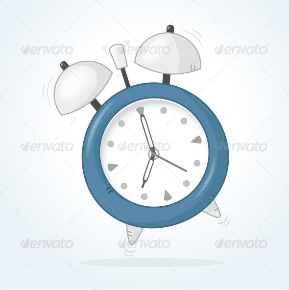 GraphicRiver Alarm Clock 6977520