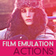HQ Film Emulation Actions and Textures VI - GraphicRiver Item for Sale