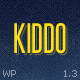 Kiddo: A Powerful Kids Theme