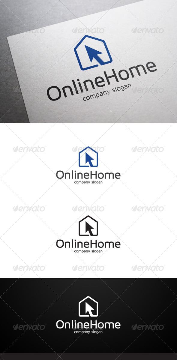 Online Home Logo