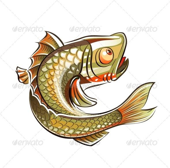 GraphicRiver Fish 6977843