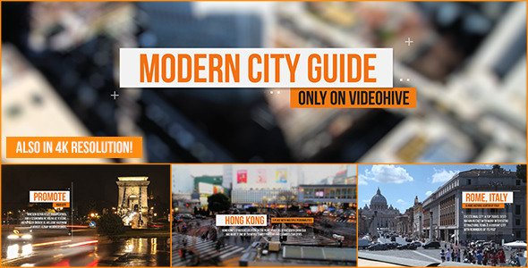Modern City Guide